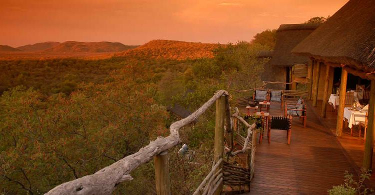 luxury lodges at madikwe